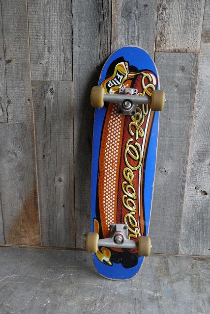 画像1: USA Hot Dogger スケートボード (1)