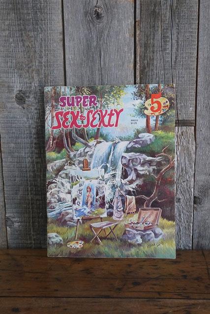画像1: ビンテージ SUPER SEXSEXTY BOOK 5 (1)