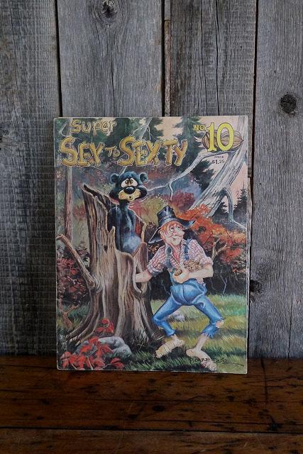 画像1: ビンテージ SUPER SEXSEXTY BOOK 10 (1)